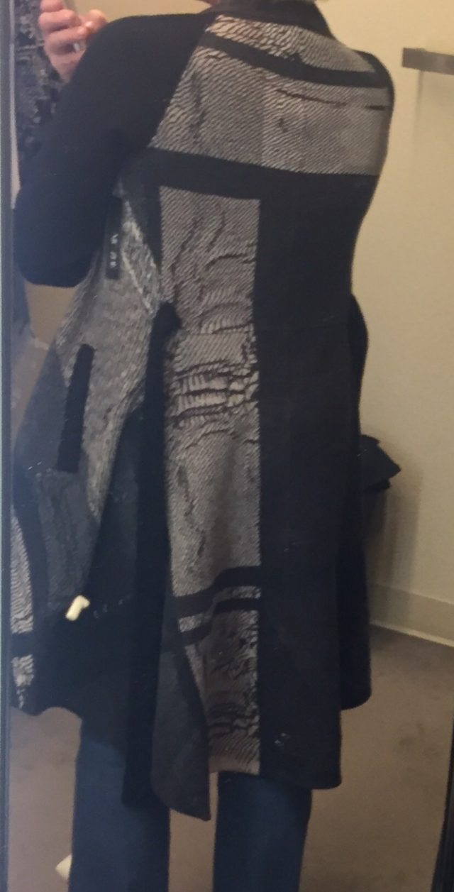 Nic+Zoe Pyramid Twirl Jacket