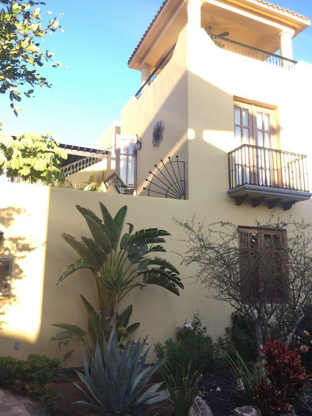 pretty casa in Loreto bay
