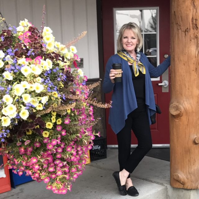 Jennifer Connolly of A well Styled Life in Montana