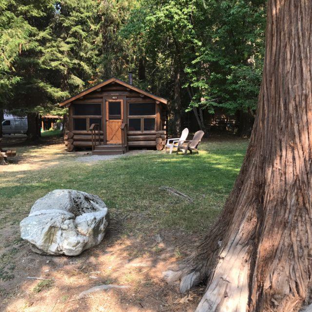 Elk Lodge in Idaho