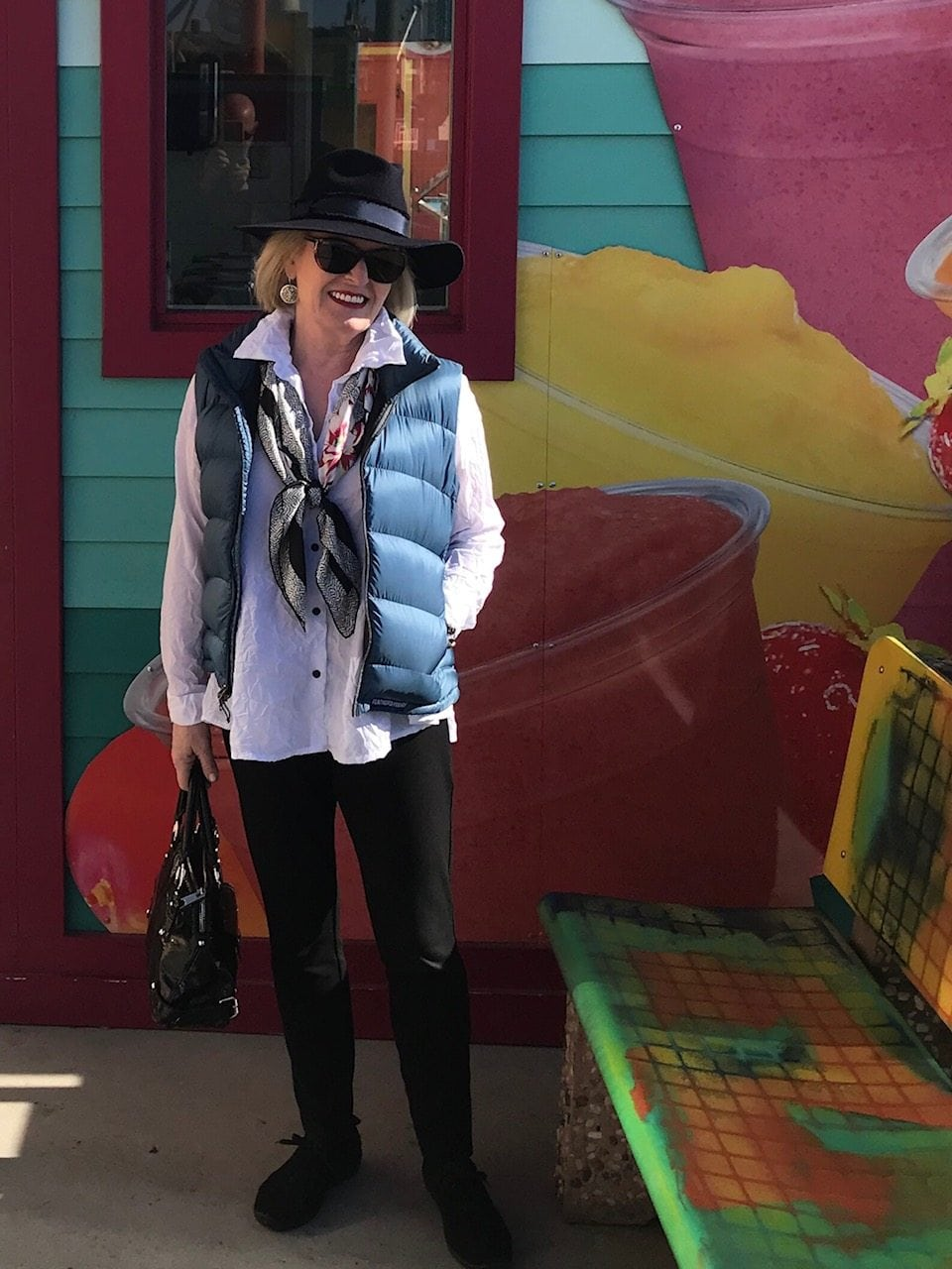 Look of the Week: Fashion for RVing